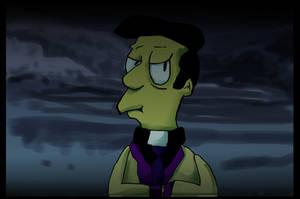Reverend Lovejoy by Blitzoren