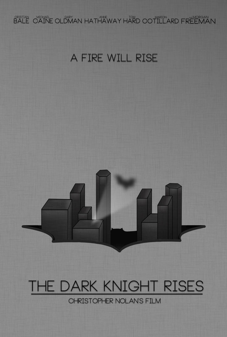 The Dark Knight Rises by JefersonBarbosa