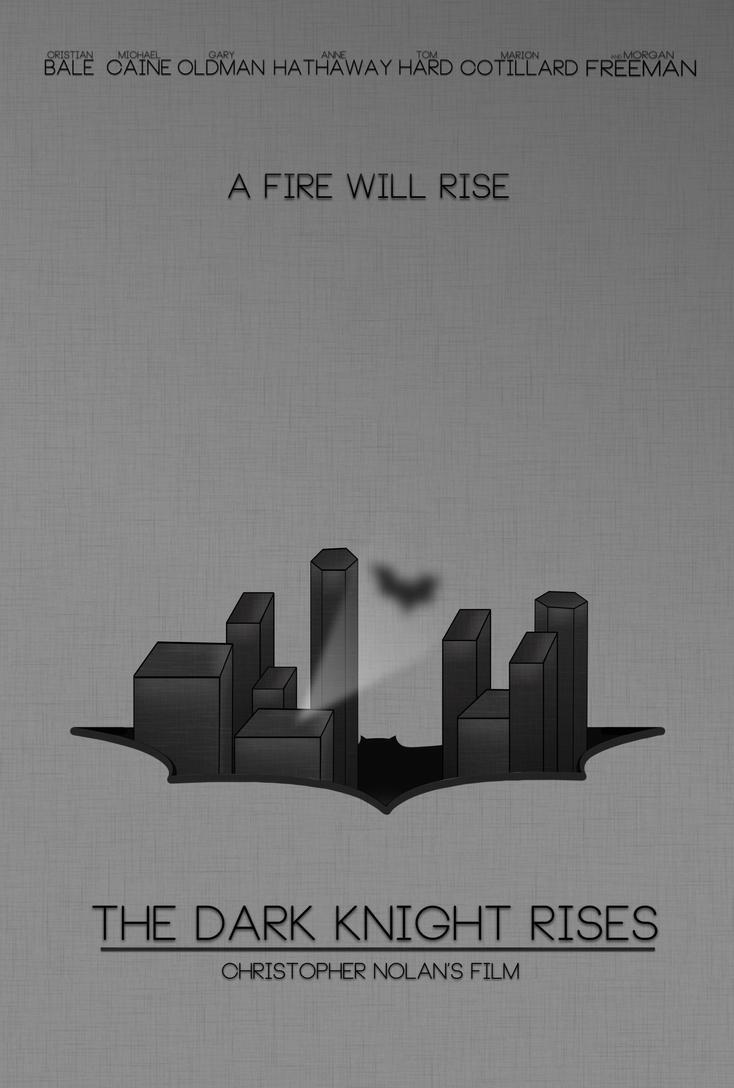 The Dark Knight Rises by JefersonBarbosa