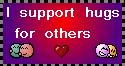 Supporting hugs by samsmash44