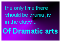 Dramatic arts stamp by samsmash44