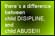 child abuse and disipline by samsmash44