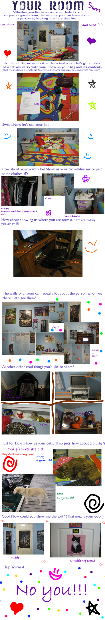 My room meme by samsmash44