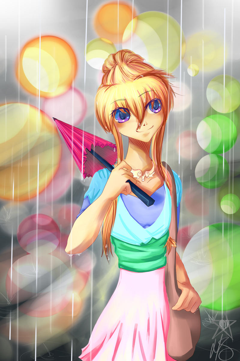 I don't believe in rainy days - redo by HeartyStar