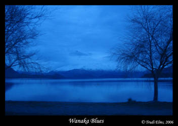 Wanaka Blues by Liralythea