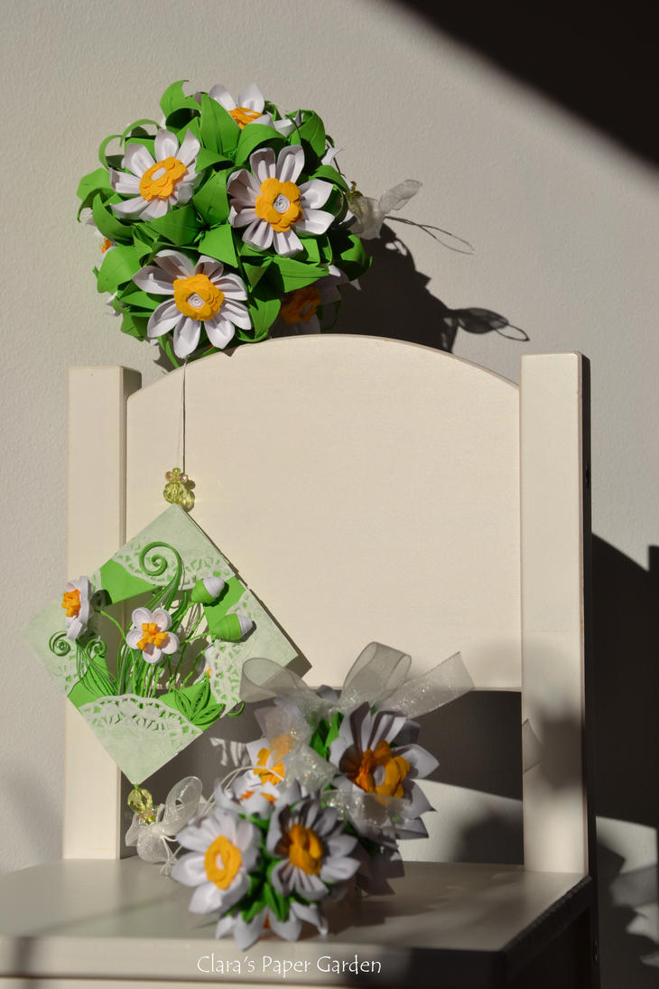 Daisies by cridiana
