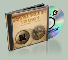 Screws Brushes Vol 1 by OIlusionista-brushes