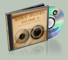 Screws Brushes Vol 4 by OIlusionista-brushes