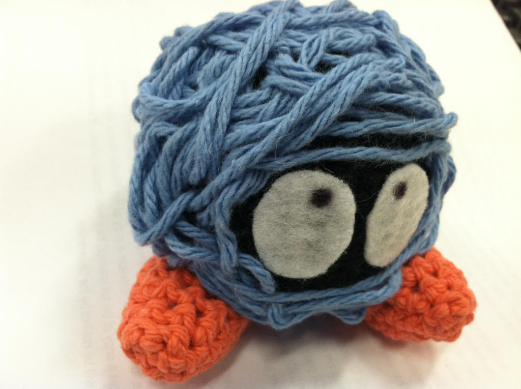 Amigurumi Master Ball : amigurumi tangela by NerdStitch on DeviantArt