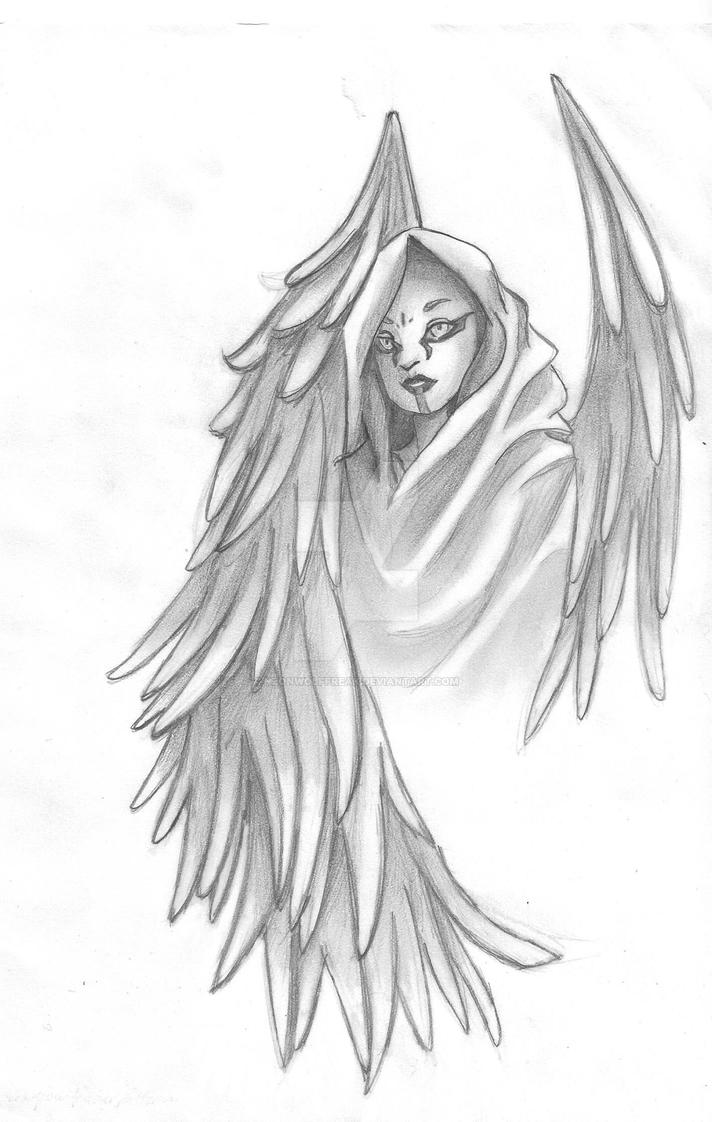Illith God of the Birds Actual Scan by NeonWolfFreak
