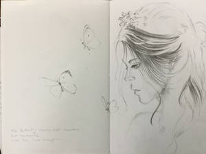 Sketchbook project 1