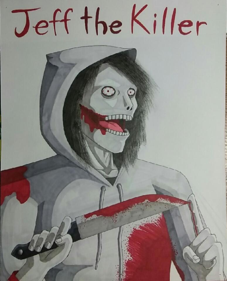 Jeff the Killer by ShadowDragon6114