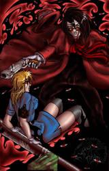Master and Servant - Hellsing by Kyro-Blade