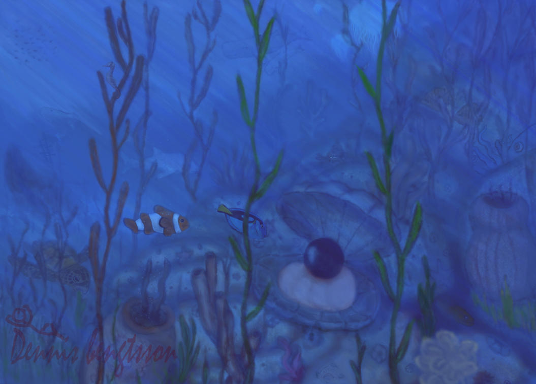 Black Pearl by baffledbear
