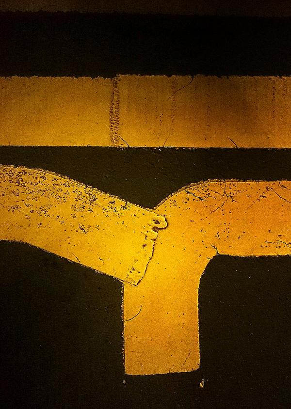 Street Hieroglyph by benjoin