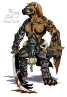 Rassha by Darkdarius