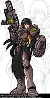 Inqui Yerald by Darkdarius