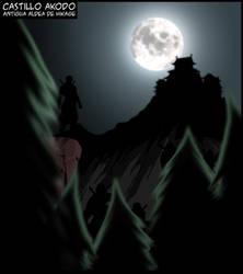 Akodo castle by Darkdarius