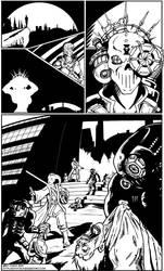 Crossover by Darkdarius