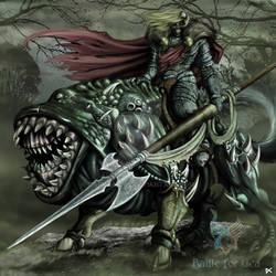 Sequito de Drugia by Darkdarius