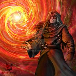 Circulo de invocacion de Apheron by Darkdarius