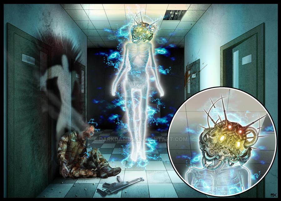 Unleash psychic by Darkdarius
