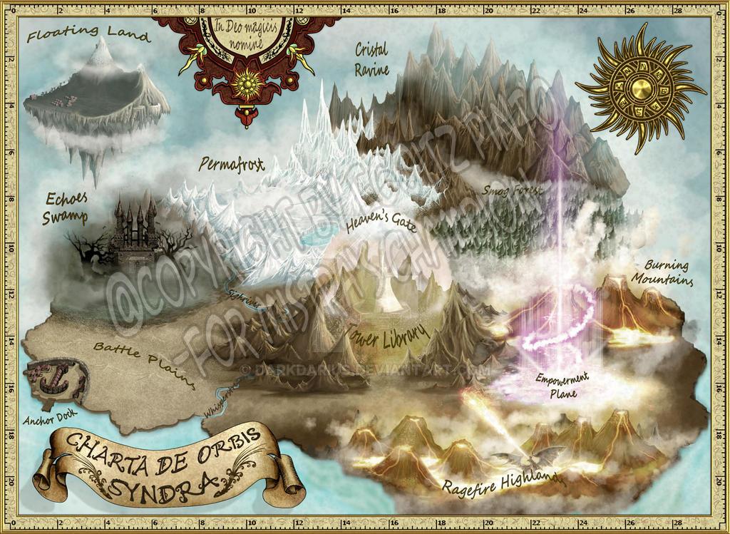 Syndra charta de Orbis by Darkdarius