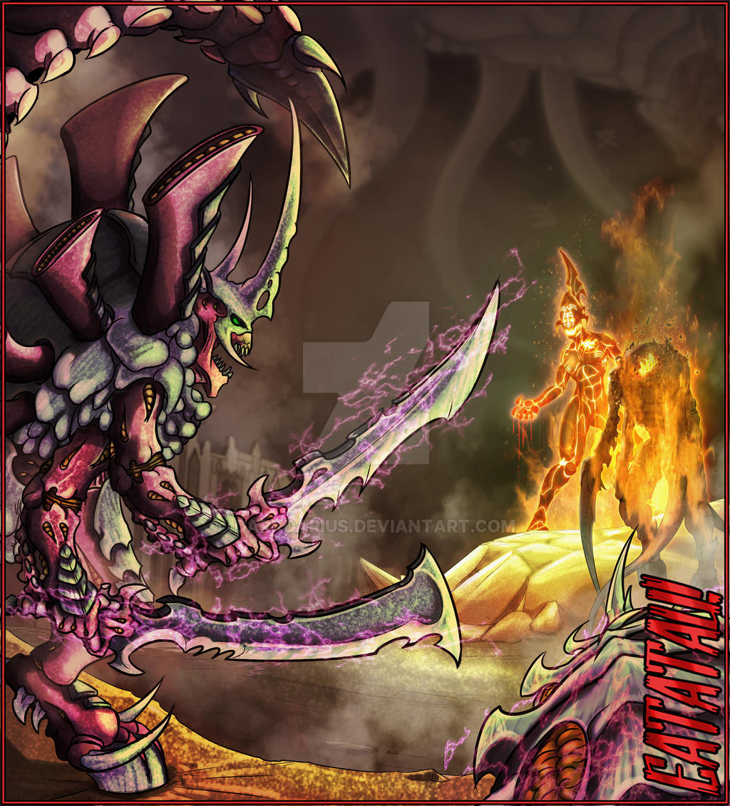 Rages on by Darkdarius