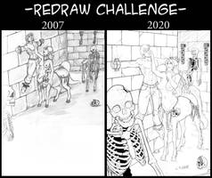 Redraw challenge