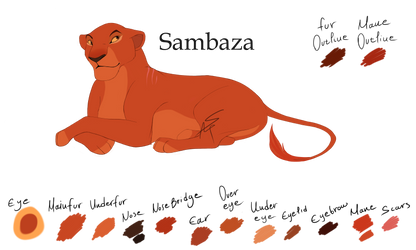Sambaza by SophiAlePou