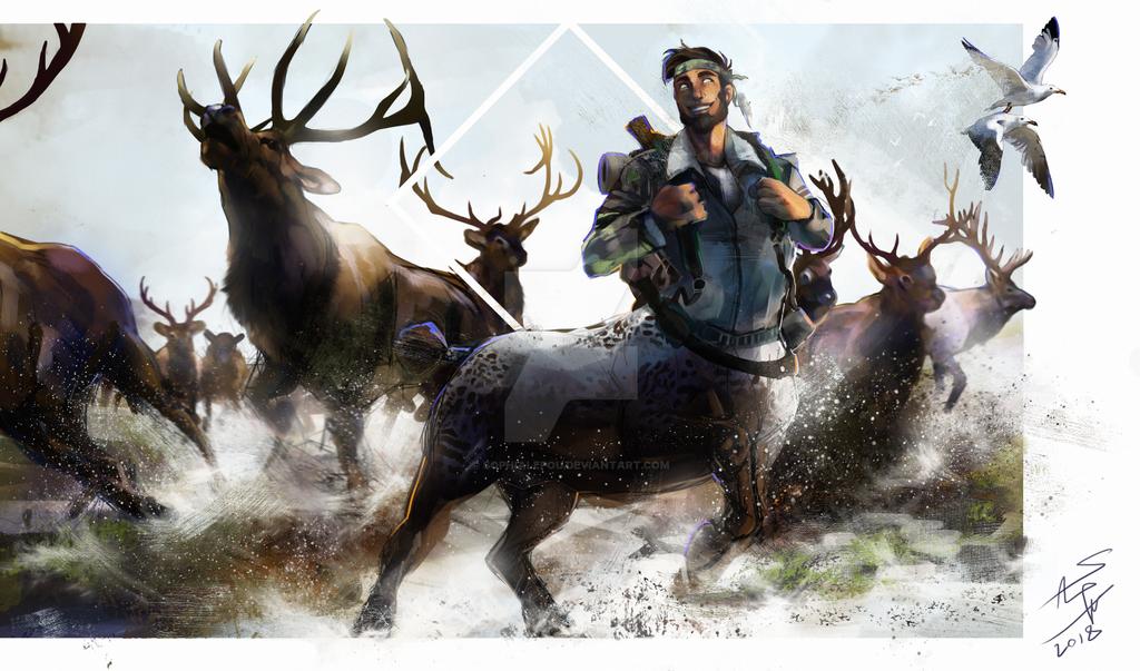 Cavalry by SophiAlePou