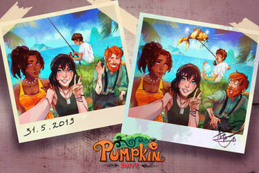 Pumkin Days [CE] by SophiAlePou