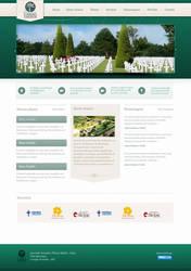 Cemiterio Parque de CG by renanteles