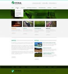 Portal Grupo Vetorial by renanteles