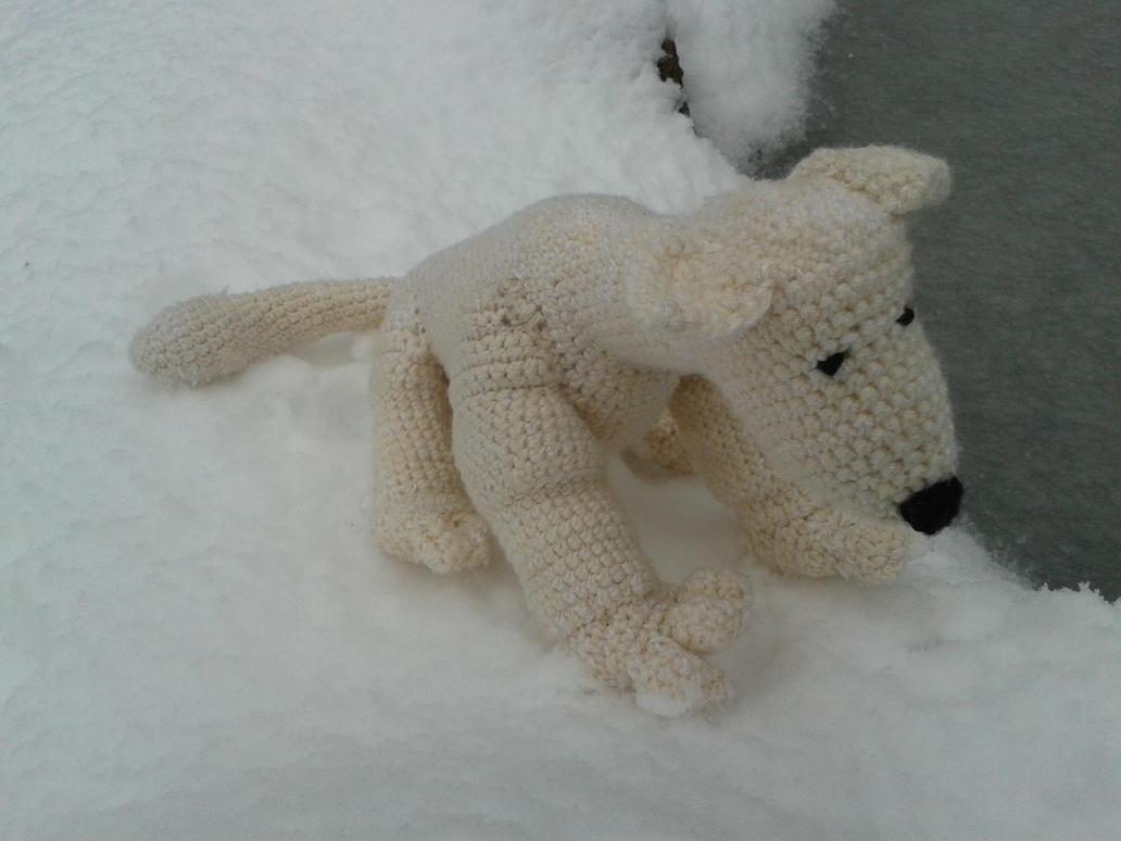 crochet Naga by Twinsmanns