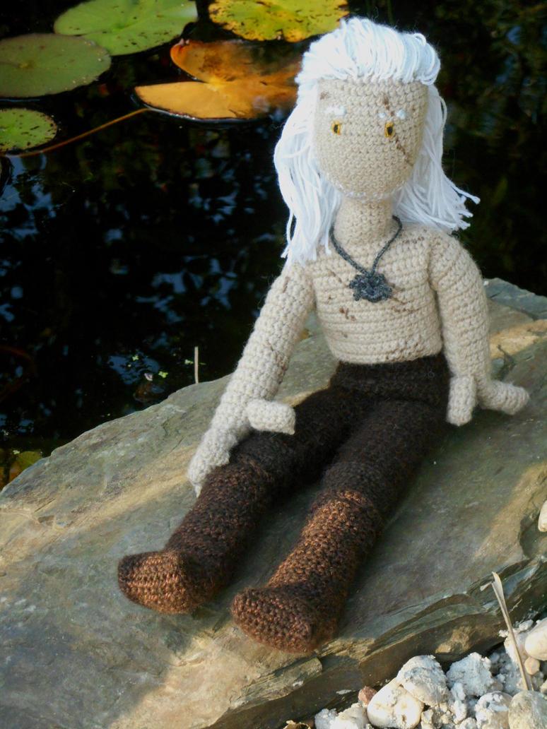 Geralt of Rivia by Twinsmanns