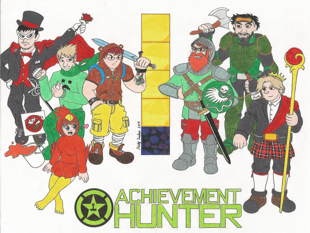 Achievement Hunter by ...