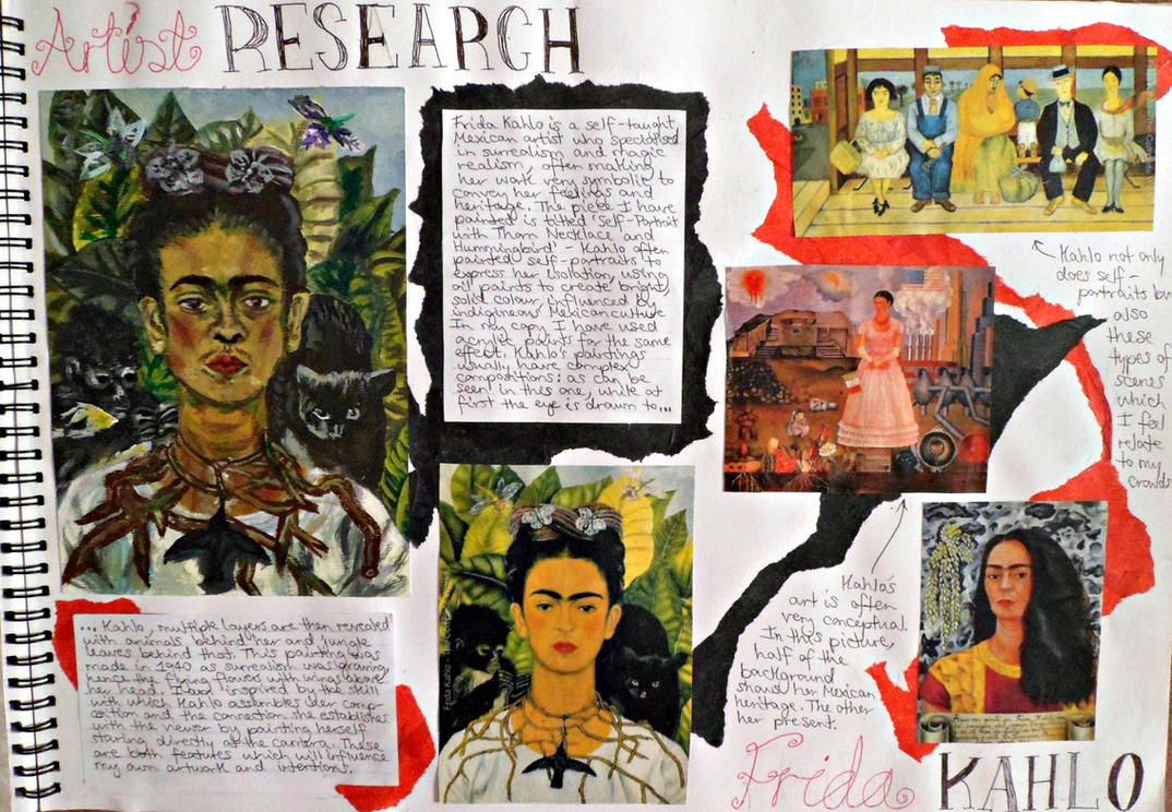 an analysis of the painting of frida kahlo Diego rivera and frida kahlo: portraits of a very modern marriage  it is a  glorious painting of frida in formal lace headgear but it is also.