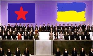 US-Ukraine summit meeting by metalheadjohn