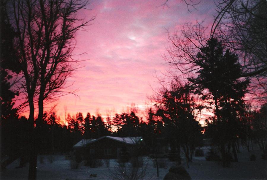 Minnesota Sunset 2 by EllaRow