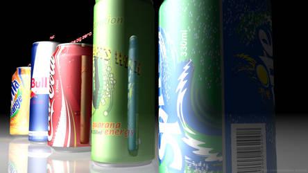 X-treem Energy Drink Advert by Ixionx