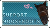 Katie Supports MooseBoots by CubicInsanity