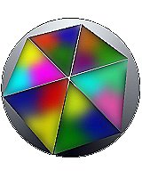 Color Triads by mamaslyth
