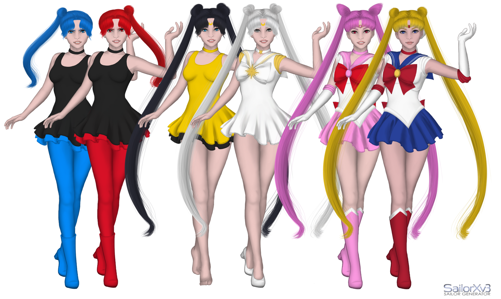 SailorXv3.07.04 - ODANGOS by SailorXv3