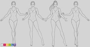 EMCCV Preview: New Poses!