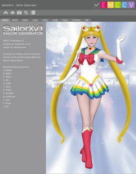 EMCCV Prototype v2 - SailorXv3.19 Bundle