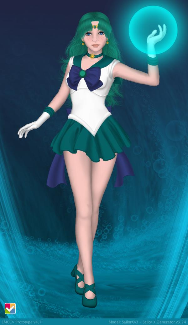 SailorXv3.23 - NEPTUNE by SailorXv3