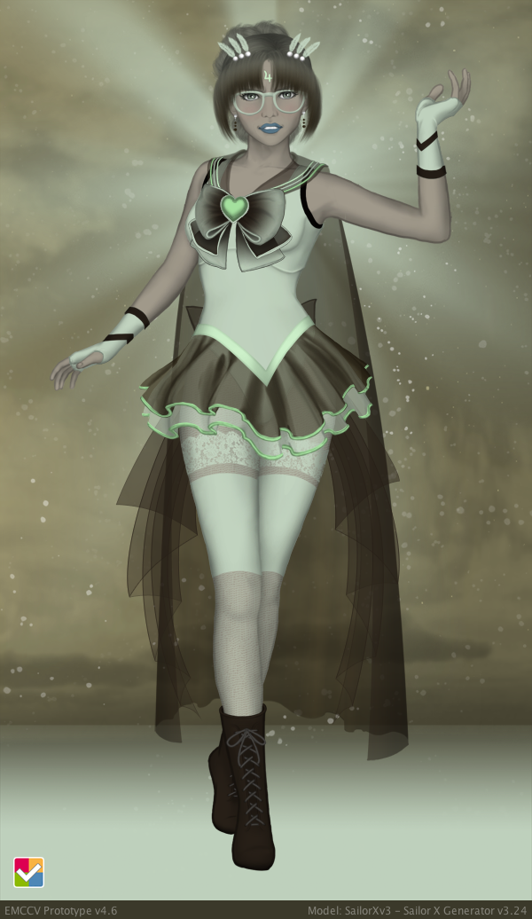 Sailor Jupiter Frost by SailorXv3
