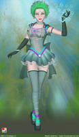Sailor Aqua...woman by SailorXv3