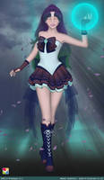 SXv3.26 - Sailor... Hurricane by SailorXv3